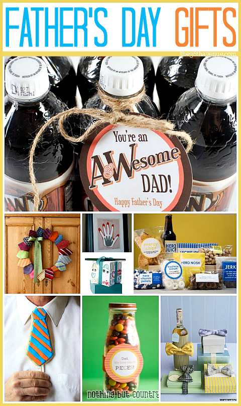 Father's day gift ideas over at the36thavenue.com #FathersDay #gifts