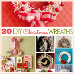 Christmas Wreath Tutorials