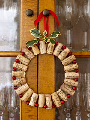 20 Gorgeous DIY Christmas Wreaths at the36thavenue.com Great and festive ideas!