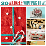 20 Wrapping Ideas