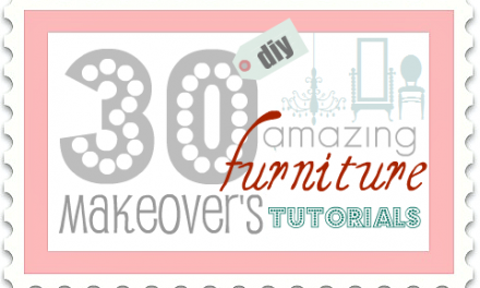 Best Of The Year: Furniture Transformations!