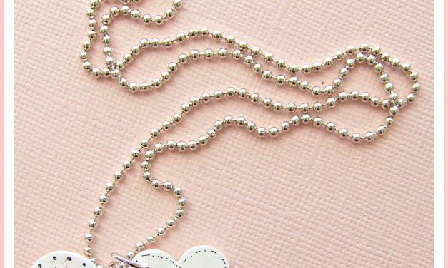 Shrink Film Friendship Necklaces.