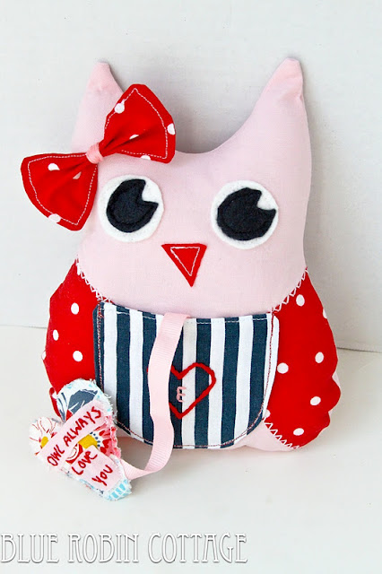 EXTRAORDINARY Guest: Secret Love Message Owl