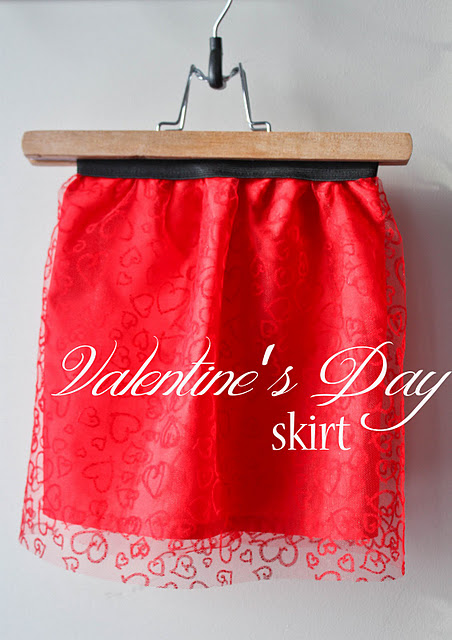 EXTRAORDINARY Guest: Valentine's Day Skirt!