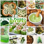 20 St. Patrick's Day Recipes.