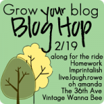 Grow Your Blog Series: BLOG HOP!