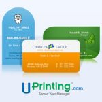 UPrinting Business Cards GIVEAWAY!