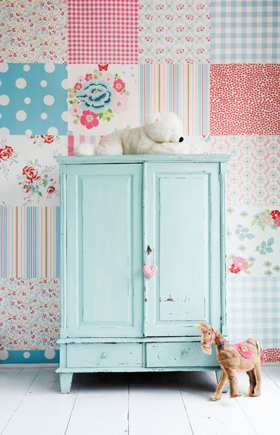 COLOR 101: Baby Nurseries.