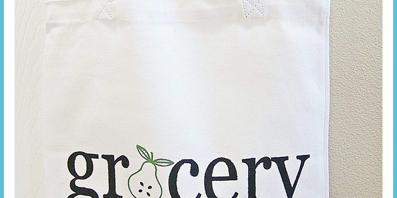 Stenciled Tote Tutorial