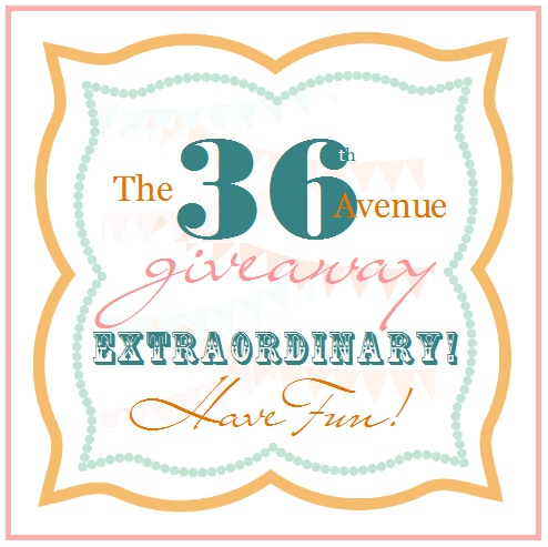 $30.00 The 36th Avenue SHOP Giveaway!