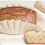 The Best Banana Bread with Almond Orange Glaze!