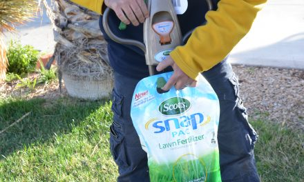 Scotts Snap Spreader System Giveaway