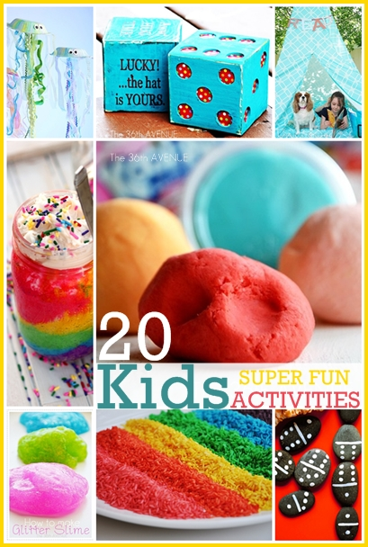 Fun Summer Kid Activities The 36th Avenue