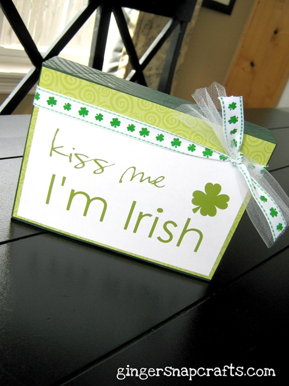 St. Patrick's Day Projects!