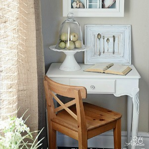 Dining Room Makeover: The Forgotten Corner