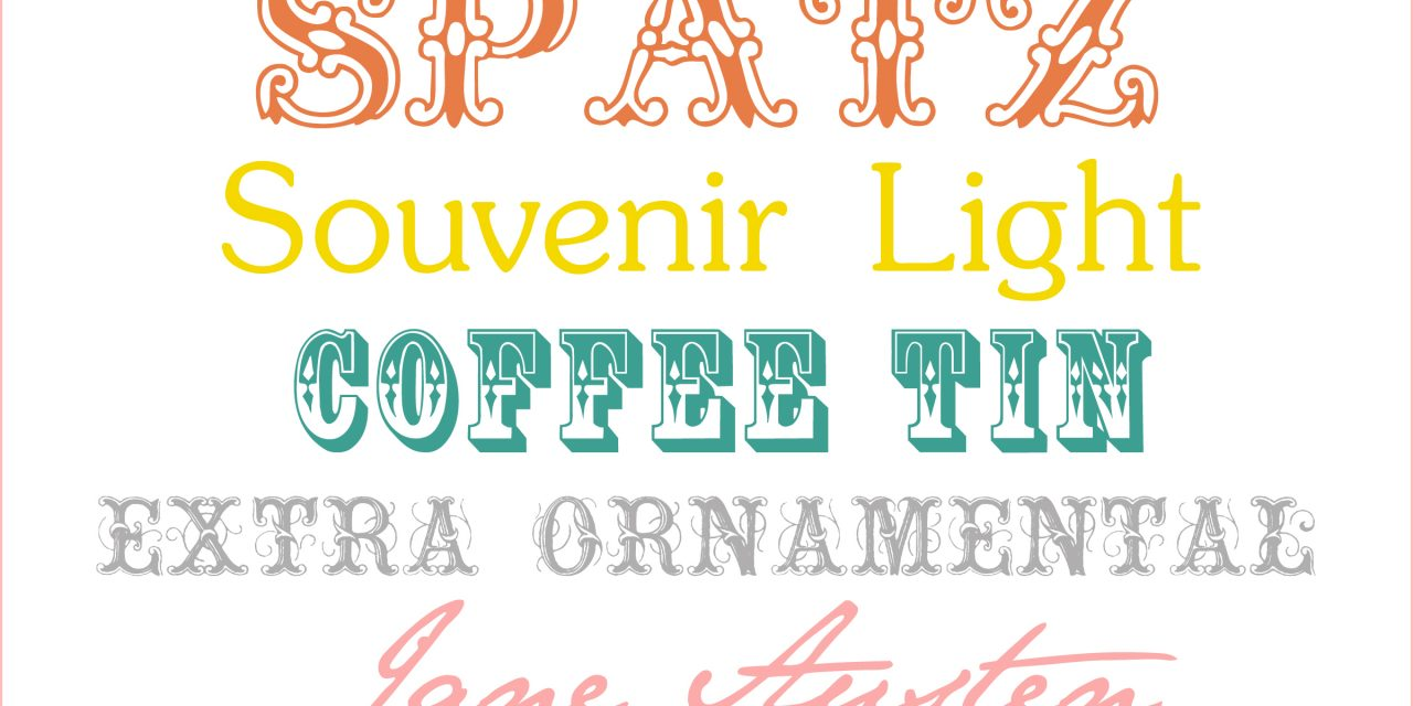 Cute Free Fonts and More