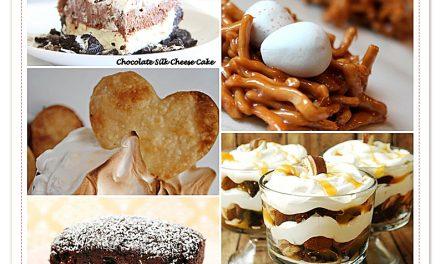 20 Delicious Desserts