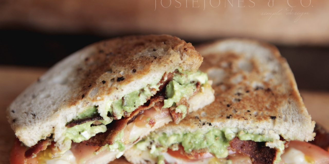 Chipotle Guacamole Sandwich and Coconut Cream Pie Recipes
