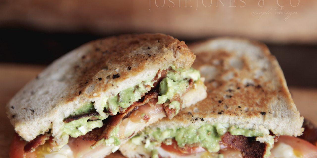 Chipotle Guacamole Sandwich and Coconut Cream Pie Recipes