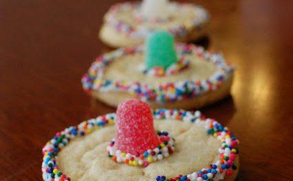 5 de Mayo Last Minute Idea: Sombrero Cookies