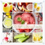 25 Refreshing Summer Treats and Recipes