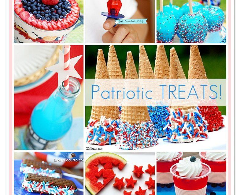 Easy Patriotic Desserts