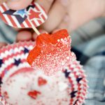 Make 4th of July Lollies