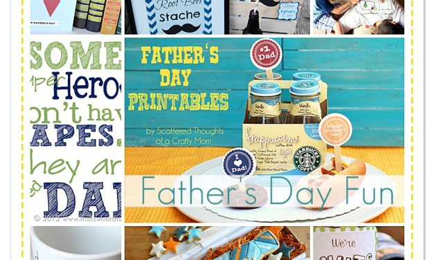 Last Minute Father's Day Gifts and Ideas