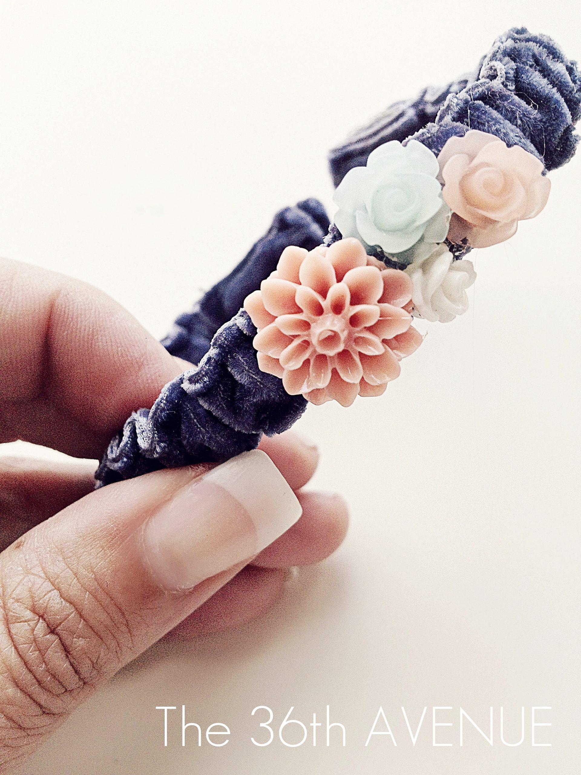 Adjustable Ribbon Bracelet