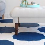 diy painted rug