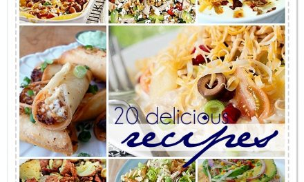 20 Easy Recipe to Make