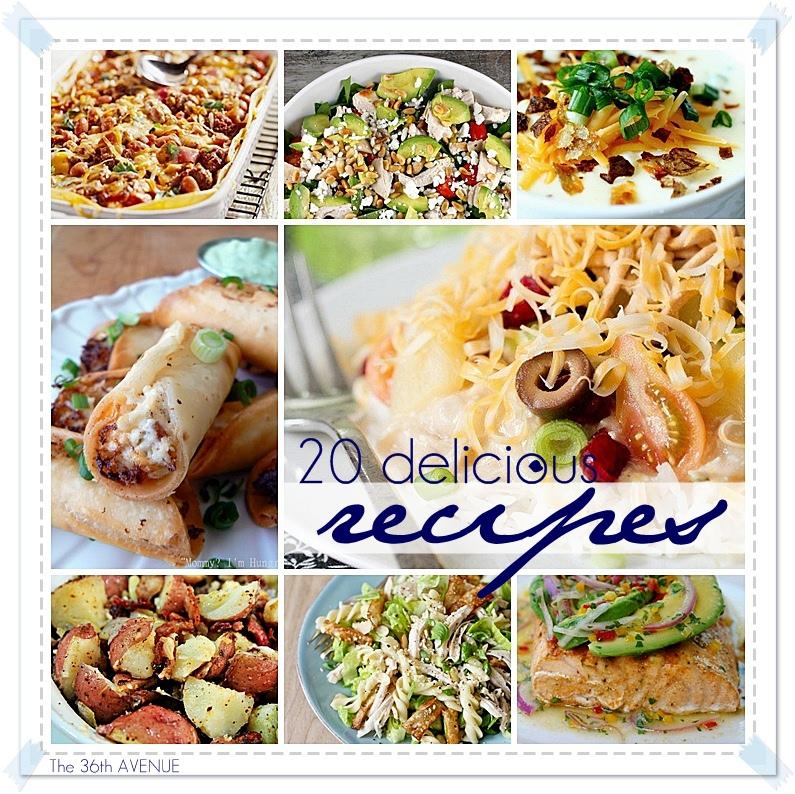 20 Easy Recipe to Make