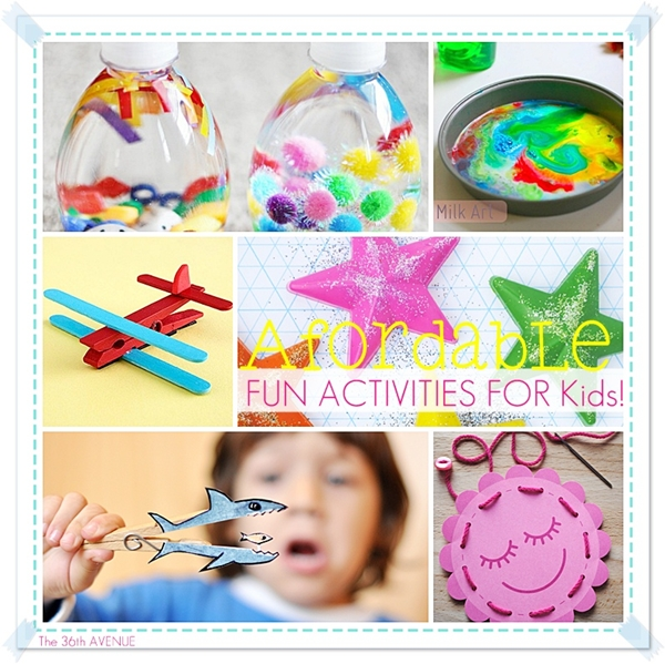 The 36th AVENUE | Kid's Activities and Crafts | The 36th ...