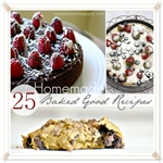 25 Baked Good Recipes over at the36thavenue.com