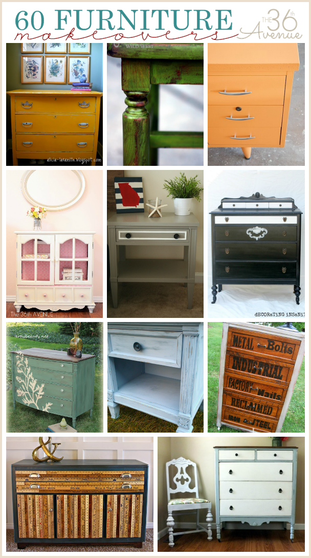 60 Furniture makeovers at The 36th Avenue - 50 to 61