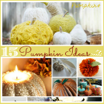 15 DIY Pumpkin Tutorials