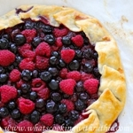 Mixed Berry Crostata Recipe