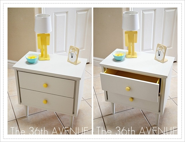 Image Result For Mirrored Nightstand Ikea