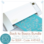 Silhouette Cameo Special Bundle Offer