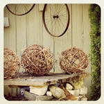 DIY Grapevine Balls Tutorial