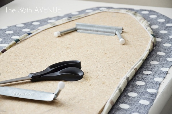 How To Make An Ironing Board Cover The 36th Avenue