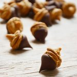 Chocolate Peanut Butter Acorns