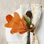 DIY Napkin Ring Tutorial by the36thavenue.com