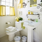 Bathroom Inspiration and Ideas over at the36thavenue.com