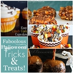 Last Minute Halloween Treats and Ideas.