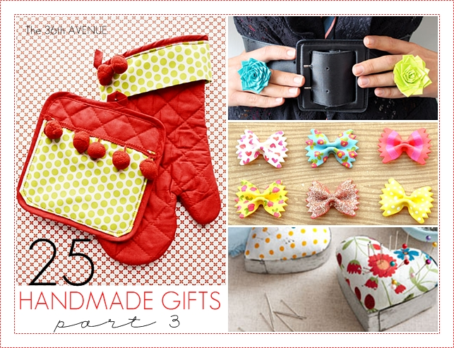 25 Handmade Gifts For Around 5 Dollars At