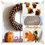 25 Last Minute Thanksgiving Ideas