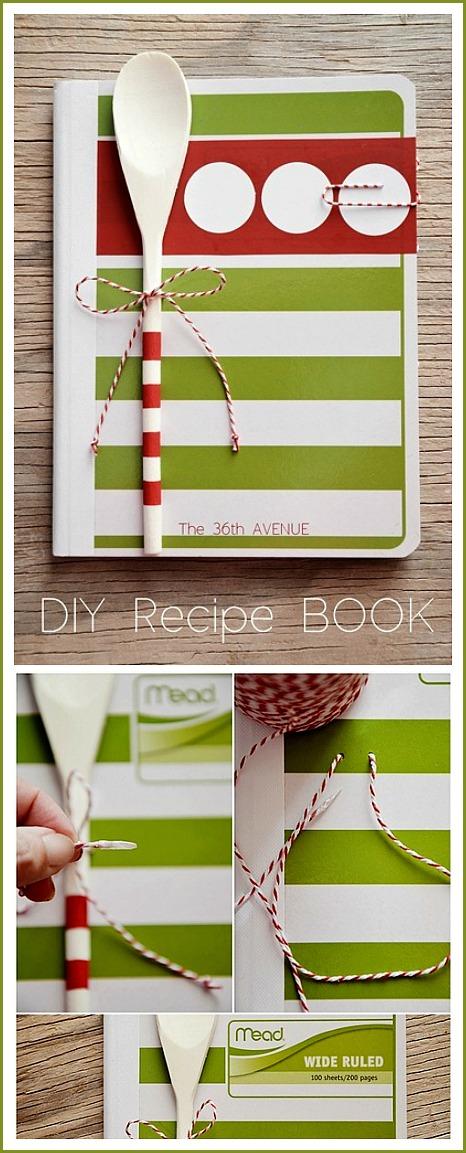 Recipe Book Tutorial