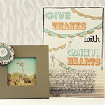 Free Give Thanks Printable
