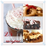 25 Festive and Delicious Christmas Recipes over at the36thavenue.com